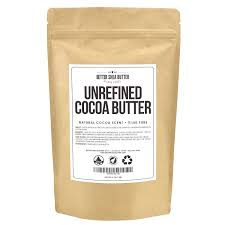 Natural Scent Amazon Com Unrefined Cocoa Butter By Better Shea Butter Raw