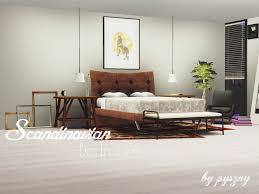 Scandinavian Bed Frames Pyszny16 S Scandinavian Bedroom