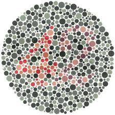 Tests For Color Blindness Color Blindness Test U2013 Inspector U2013 Excise U0026 Customs Ssc To Upsc