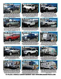 nm car and truck magazine private party ads issue 01 by nm car and