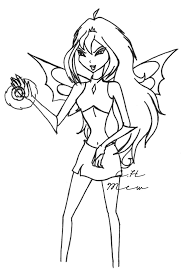 evil bloom winx club by whitepegasus7191 on deviantart