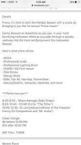 halloween city provo provo tonight provotonight twitter