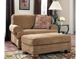 Oversized Chair With Ottoman Oversized Chair And Ottoman Size Of Chair And A Half