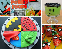 Birthday Decoration Ideas For Adults Superhero Party Ideas Birthday In A Box