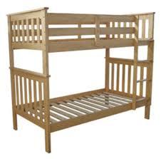 Solid Pine Bunk Beds 3 Ft Solid Pine Bunk Beds Made By Maxfeild Fully Furnished
