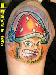 15 best psychedelic mushroom tattoo ideas images on pinterest