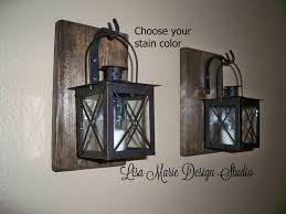 Rustic Home Decor by Rustic Bathroom Decor Rustic Home Decor Wrought Iron Lantern