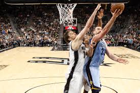 2017 nba playoffs san antonio spurs vs memphis grizzlies series
