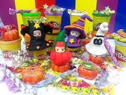 Teletubby Halloween Costumes Teletubbies Play Doh Halloween Playdough Dress