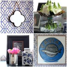 room tour a blue and white dining room diy decorator