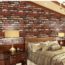 rustic vintage home decor online shop 3d wallpaper brick rustic effect vintage home decor