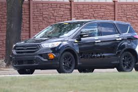 Ford Escape Body Styles - ford escape energi plug in hybrid caught testing spy photos