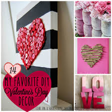 chic on a shoestring decorating my 14 favorite diy valentine u0027s
