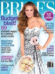 brides magazine brides magazine january 2012 reviews wedding dress hairstyles