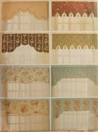 Window Valance Patterns by Reversible Valances Sewing Pattern Sewing Patterns Pinterest