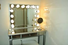 lighted vanity mirror wall mount awesome lighted wall mount mirror of elegant lighted makeup mirrors