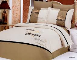 Embroidered Duvet Cover Sets Embroidered Bedding