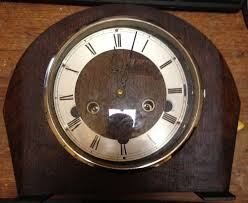 Mantle Piece Clock Smiths Enfield Mantle Clock C1950 U2014 Chapman U0027s Timepieces