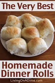 the best dinner rolls recipe