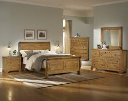 Oak Bedroom Furniture Mission Style Oak Bedroom Furniture Wall Mounted Rectangle Wooden Brown
