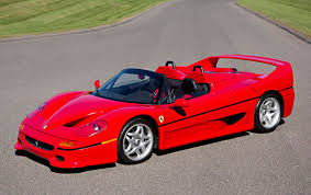 1995 f50 price 1995 f50 classiccarweekly