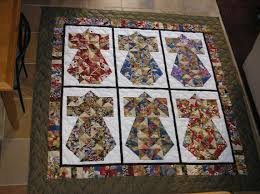 oriental paper pieced quilt designs woman kimono shoes pattern