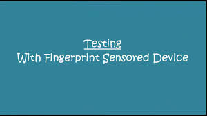 android fingerprint authentication demo youtube