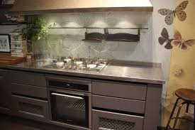 Kitchen Surfaces Materials Stainless Steel Countertops Perfect For Hardworking Stylish Kitchens