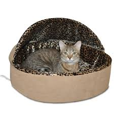 heated cat beds shop petmountain for all discount cat bedding