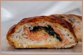 cuisiner saumon fumé recette de feuilleté au saumon fumé la recette facile