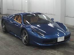 nissan spider japan car auction finds ferrari 458 italia spider japanese car
