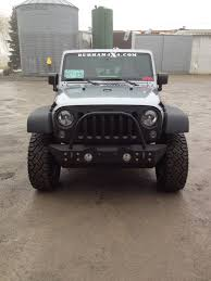 jeep winch bumper jk front winch bumper trail head customs