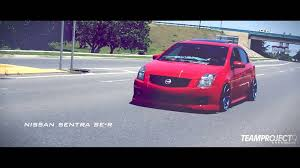 white nissan sentra 2008 nissan sentra se r first short video by teamproject9 youtube