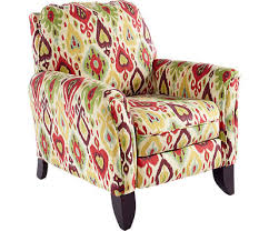 Ikat Armchair Decorating Trends Ikat Inspired Designs