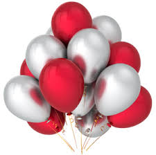 metallic balloons 30cm 12 metallic balloons