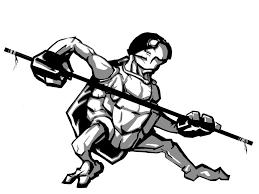 teenage mutant ninja turtles challenge ryan puckett art design