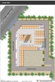 commercial complex floor plan signature global signum 107 sector 107 dwarka expressway