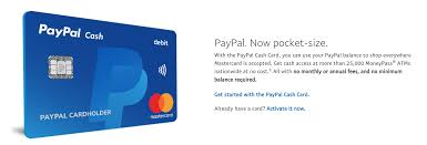 no fee prepaid debit cards paypal releases new debit card with no monthly fees doctor of credit