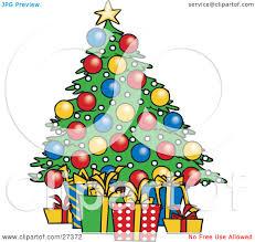 presents under christmas tree clip art u2013 clipart free download