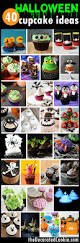halloween cupcake ideas 40 halloween cupcake ideas the decorated cookie