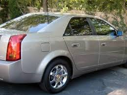 cts 03 cadillac cadillac cts california 6 03 cadillac cts used cars in