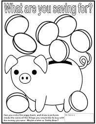 coloring contest kids register guard federal credit union