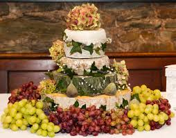 wedding cake made of cheese arch house deli cheese wedding cakes bristol