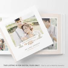 our wedding photo album wedding album template for photographers wedding album