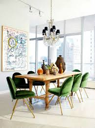 Black Velvet Dining Room Chairs by Cool Dining Room Ideas 2017 Golden Leg Green Velvet Dining Chair