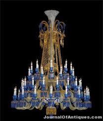 Baccarat Chandelier Baccarat Chandelier 98 400 New Orleans The Journal Of