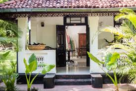 dutch colonial style house sunshine stories surf and yoga retreat sri lanka