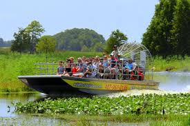 fan boat tours miami ultimate airboat ride at wild florida with transportation orlando
