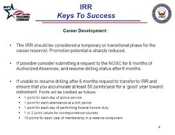 Keys To A Good Resume Individual Ready Reserve Irr U0027keys To Success U0027 17 Oct Ppt Video