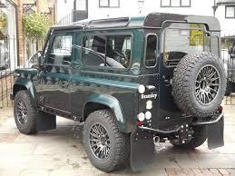 jeep jku 35s land rover defender bowler 90 xs station wagon bowler fast road